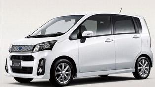 2013 Subaru Stella Facelift for Japan