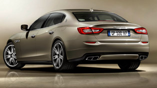 2013 Maserati Quattroporte - 409HP and 550Nm