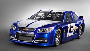 2013 NASCAR Chevrolet SS Unveiled [VIDEO]