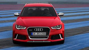 2014 Audi RS 6 Avant Revealed!