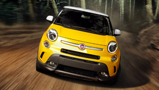 World Premiere of the 2014 Fiat 500L Trekking