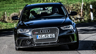 ABT 2012 Audi RS4 – 450HP