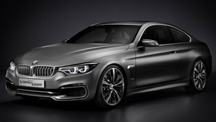 BMW 4-Series Coupe Concept - F32