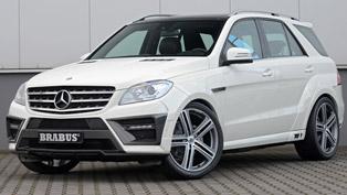 Brabus 2012 Mercedes-Benz ML Widestar