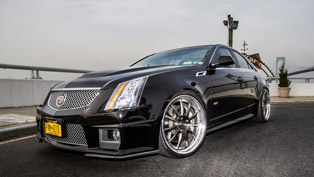 pure style: d2forged cadillac cts-v fms-11