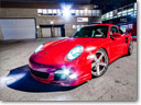 Red Temptation: D2Forged Porsche 997 Turbo CV2