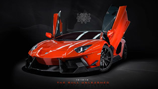 DMC Lamborghini Aventador LP900SV Limited Edition Finally Revealed [VIDEO]