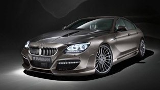 hamann bmw f06 gran coupe revealed!