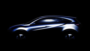 Honda Urban SUV Concept to Debut at 2013 North American Auto Show