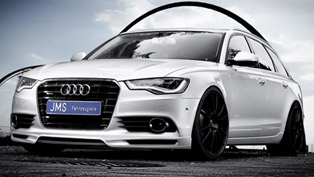2012 audi a6 avant tuned by jms