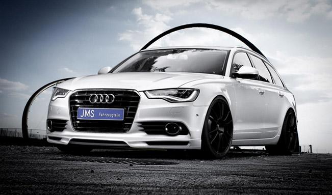 2012 Audi A6 Avant Tuned By Jms