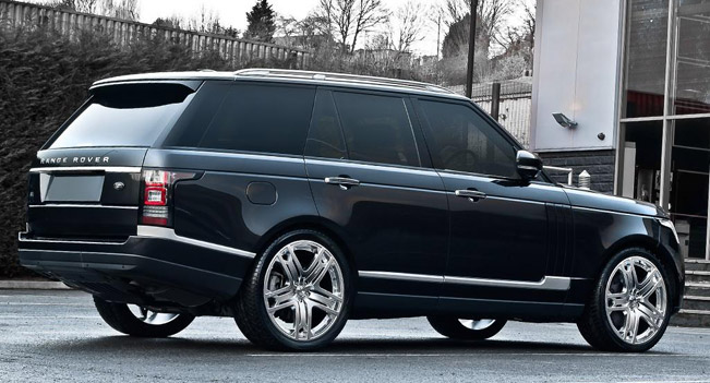 of the exceptional kahn range rover autobiography rs600 the photograph