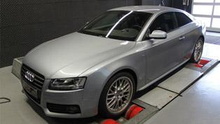 Mcchip-DKR Audi A5 TSI With More Horsepower