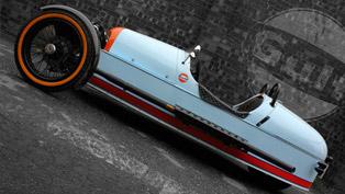 morgan launches 3 wheeler gulf edition
