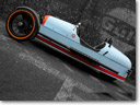 Morgan launches 3 Wheeler Gulf Edition