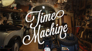 Petrolicious: Time Machine [VIDEO]