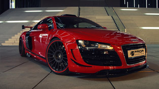 Prior Design Audi R8 PD GT650 Brings More Aerodynamism