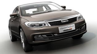 qoros auto has announced the gq3 compact saloon
