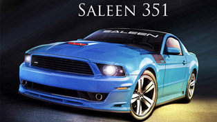 saleen ford mustang 351 delivers 700 horsepower