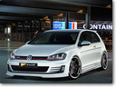 Schmidt Vokswagen Golf 7 Equipped with XS5 Wheels
