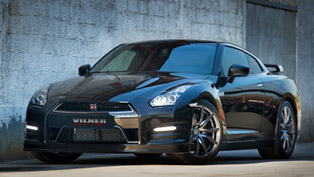 Exclusive: Vilner Reveals a Starry Sky Nissan GT-R