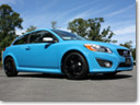 Volvo Reveals C30 Polestar Limited Edition