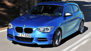 BMW 1-Series F20 M135i - Nurburgring Lap in 8:05