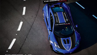 Gemballa Racing 2012 McLaren MP4-12C GT3 - Price €350,000
