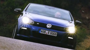 2013 Volkswagen Golf R Cabriolet - 270HP and 350Nm