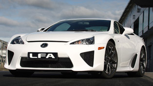 Lexus LFA - The End of Production