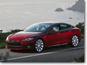 Tesla Model S Goes to Europe