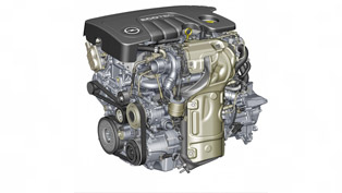 Opel's new engine - 1.6 CDTI with 136HP and 320Nm