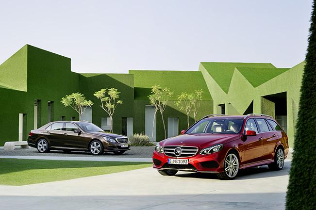 2013 Mercedes-Benz E-Class - Price €40,430