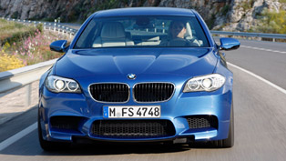 BMW 5-Series F10/F11 - Best-Seller in Its Segment of Business Automobiles