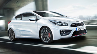 2013 Kia Pro_ceed GT - Brand's performance Car