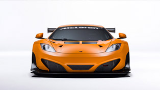 mclaren reveals specifications of 2013 12c gt3
