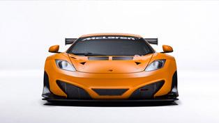 McLaren Reveals Specifications of 2013 12C GT3