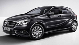 2013 Mercedes-Benz A-Class BlueEFFICIENCY Edition