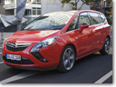 2013 Opel Zafira Tourer 2.0 CDTI BiTurbo - 195HP and 400Nm