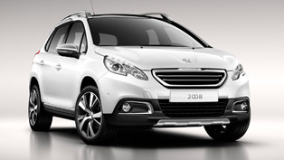 2013 Peugeot 2008 - More than an urban Crossover