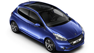 2013 Peugeot 208 Intuitive - UK Price £14,245