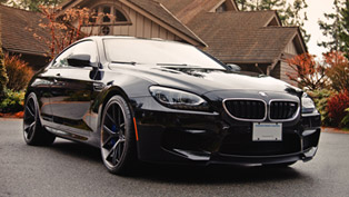 2013 SR Auto BMW M6 Gets More Aggressive Stance