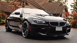 2013 SR Auto BMW M6 Gets More Aggressive Stance