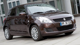 2013 suzuki swift x-tra - price €14,290