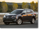2013 Toyota RAV4 SUV Offers Improved Dynamics and Safety