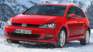 2013 Volkswagen Golf 4Motion – World's most fuel-efficient 4WD