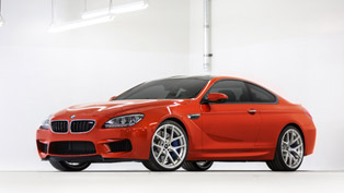 2013 vorsteiner bmw m6 coupe vs-110 with enhanced visual attributes