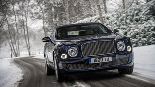 2014 Bentley Mulsanne With Enhanced Specifications [VIDEO]