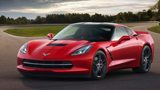 2014 Chevrolet Corvette Stingray Raises Over One Million at Barrett-Jackson Scottsdale