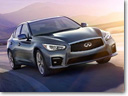 2014 Infiniti Q50 [first images]